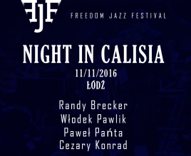 Night in Calisia, Włodek Pawlik & Randy Brecker Myślenicka Orkiestra Kameralna Concertino