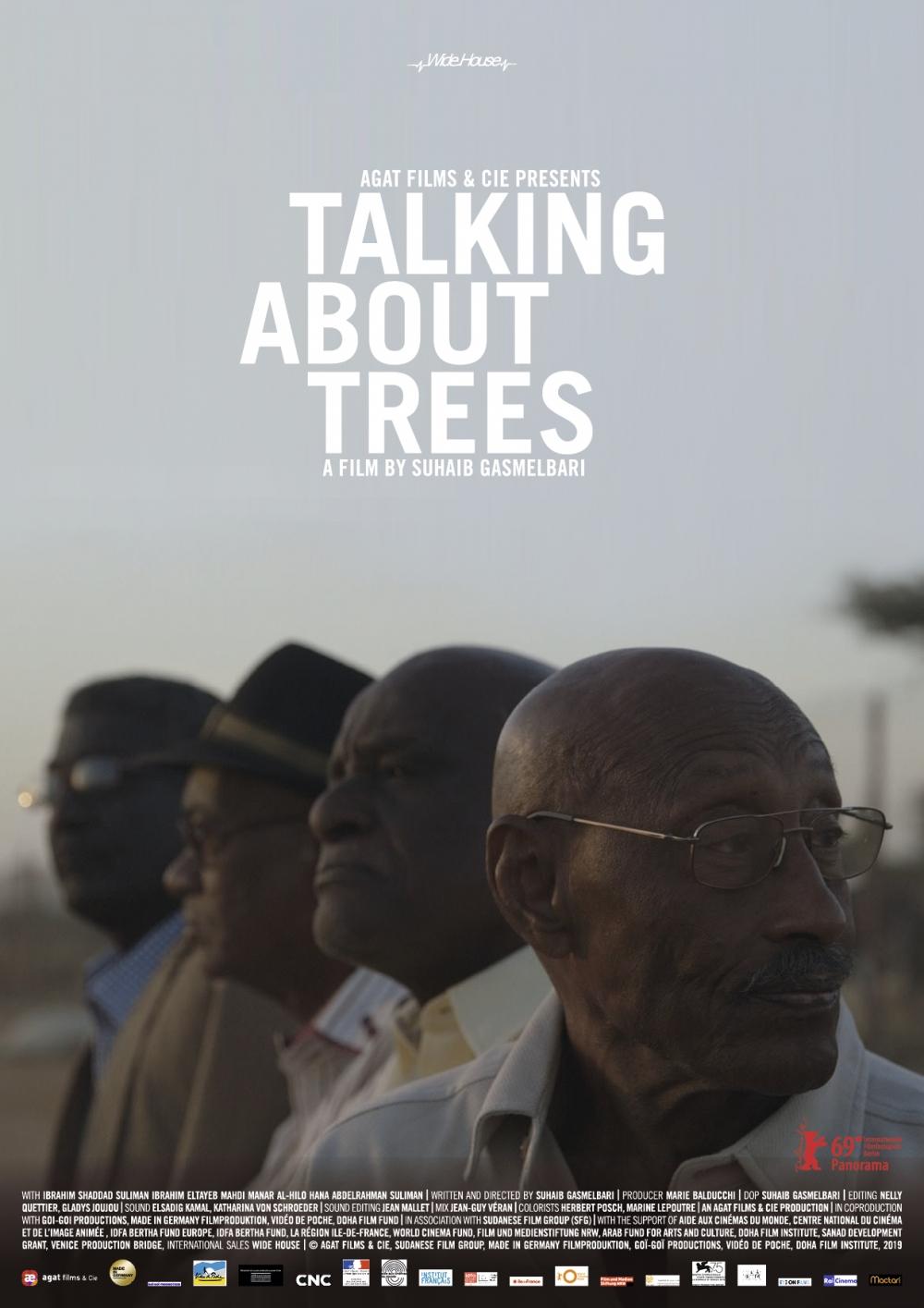 Film - Millenium Docs Against Gravity  - Pogawędki o drzewach to zbrodnia