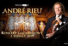 Bilety na: Koncert karnawałowy André Rieu i Orkiestry Johanna Straussa