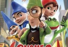 Bilety na: Gnomeo i Julia. Tajemnica zaginionych krasnali