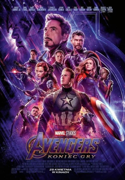 Film - Avengers: Koniec gry 2D NAPISY