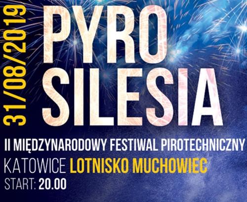 Widowisko - II Międzynarodowy Festiwal Pirotechniczny ''PyroSilesia''